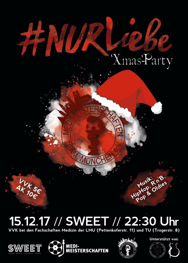 Plakat Xmas Party 15.12